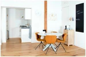 authentic city apartment in utrecht