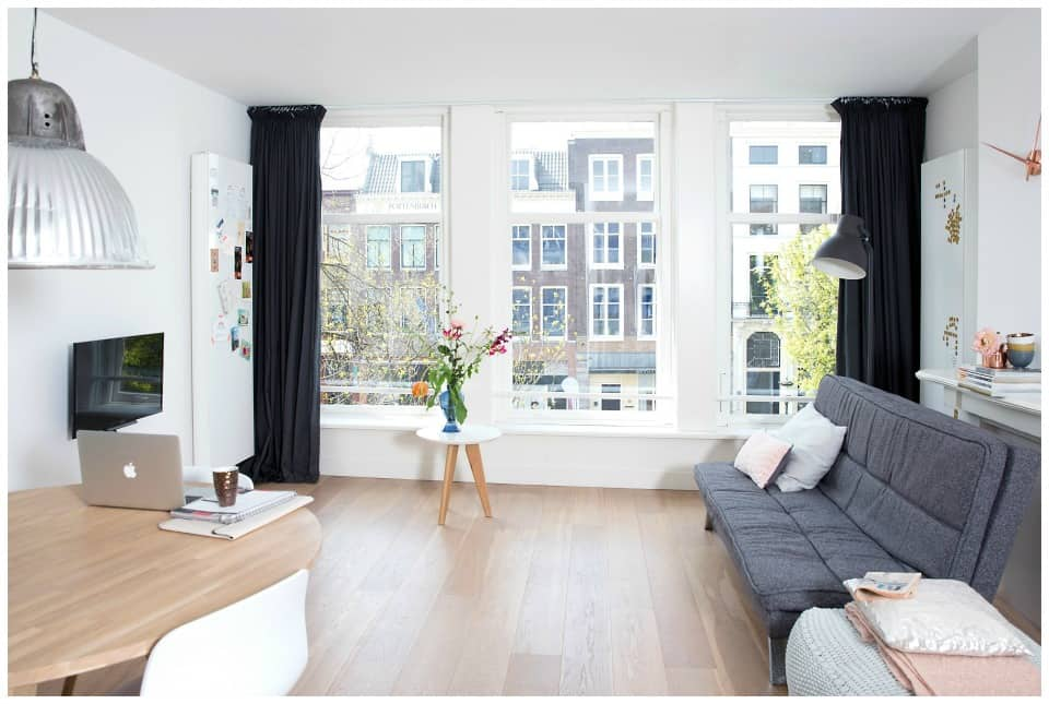 canal apartment in utrecht