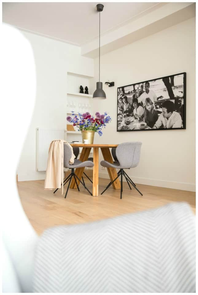 authentic city apartment in utrecht