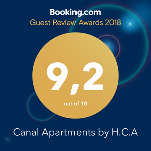 Booking.com Guest Review Awards 2018