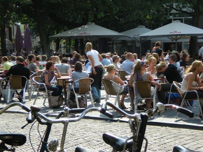 Neude Square Utrecht